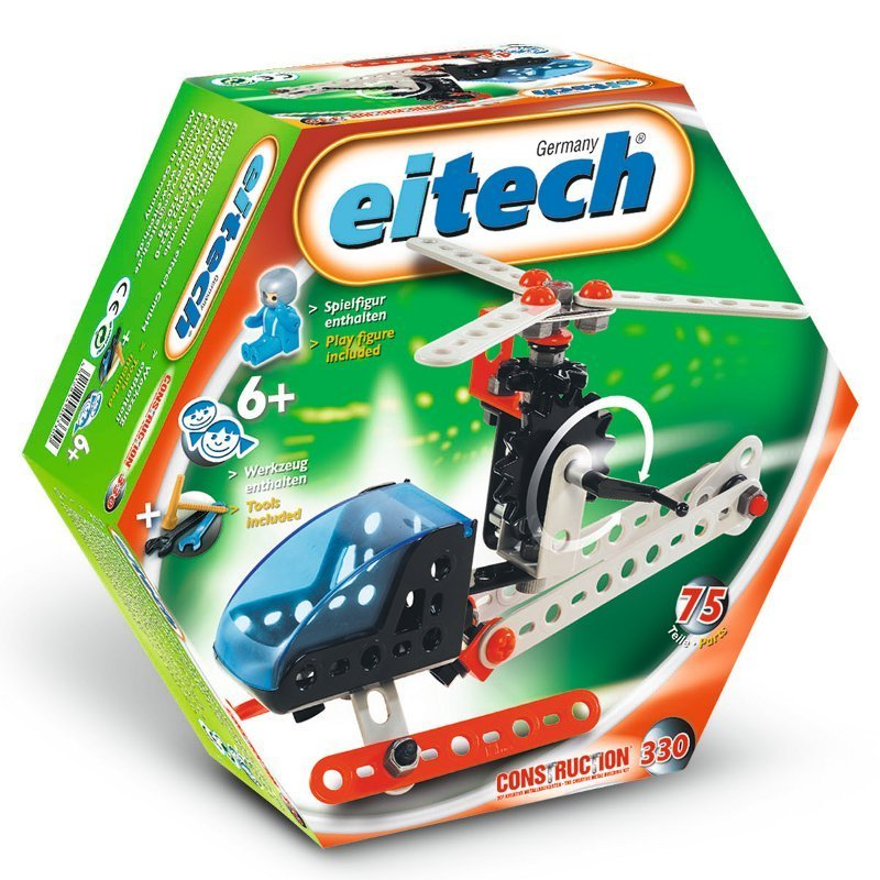 EITECH Construction Beginner 00330 - Helicopter