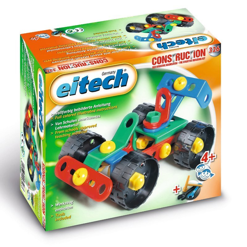 EITECH Construction Beginner 00326 - Rennwagen
