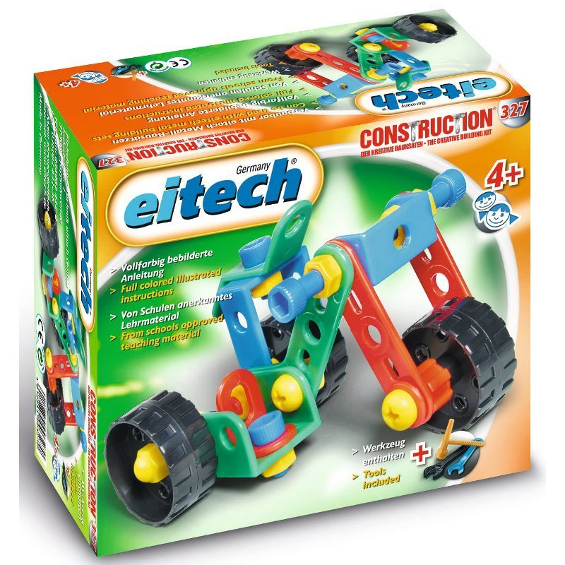 EITECH Construction Beginner 00327 - Trike