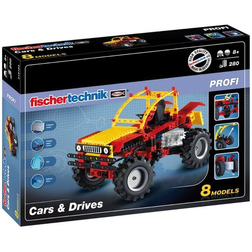 Fischertechnik 516184 - Cars & Drives